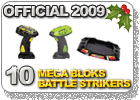 Mega Bloks Battle Strikers