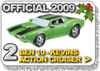 Ben 10 Alien Force - Kevins Action Cruiser