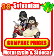 Sylvanian Families Motorcycle