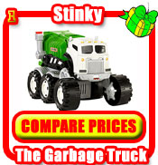 Stinky The Garbage Truck Compare