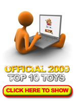 Top 10 Christmas Toys For 2009
