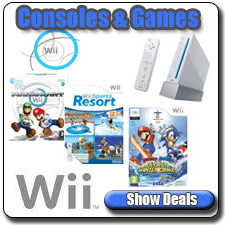 Wii Games and Consoles