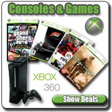 Xbox 360 Games and Consoles